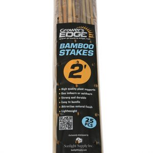 Grower's Edge Natural Bamboo2ft