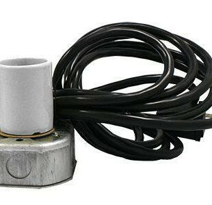 socket and cord