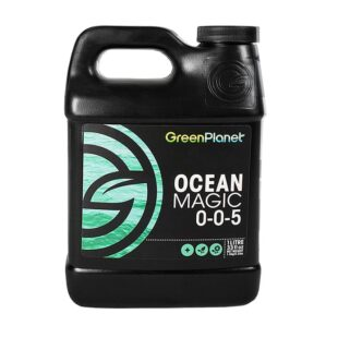 Green Planet Ocean Magic